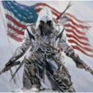 ASSASSIN'S CREED III #1  CROSS STITCH PATTERN