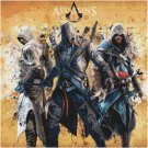 ASSASSIN'S CREED #3  CROSS STITCH PATTERN