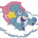 CARE BEARS BEDTIME BEAR CROSS STITCH PATTERN