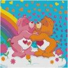 CARE BEARS HEARTS CROSS STITCH PATTERN