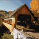 COVERED BRIDGE #4 CROSS STITCH PATTERN PDF ONLY