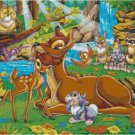 DISNEY BAMBI #1  CROSS STITCH PATTERN PDF ONLY