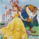 DISNEY BEAUTY AND THE BEAST #2 CROSS STITCH PATTERN PDF ONLY