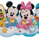DISNEY BABIES #1 CROSS STITCH PATTERN PDF ONLY