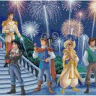 DISNEY PRINCE'S #2 CROSS STITCH PATTERN PDF ONLY