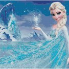 DISNEY FROZEN ELSA #1 CROSS STITCH PATTERN PDF ONLY