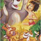 DISNEY THE JUNGLE BOOK #2  CROSS STITCH PATTERN PDF ONLY