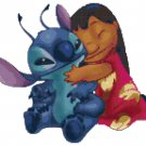 DISNEY LILO AND STITCH #1  CROSS STITCH PATTERN PDF ONLY