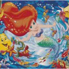 DISNEY LITTLE MERMAID #3  CROSS STITCH PATTERN PDF ONLY