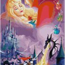 DISNEY SLEEPING BEAUTY #2 CROSS STITCH PATTERN PDF ONLY