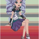 EVER AFTER HIGH KITTY CHESHIRE  CROSS STITCH PATTERN PDF ONLY