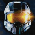 HALO MASTER CHIEF #1  CROSS STITCH PATTERN PDF ONLY