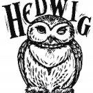 HARRY POTTER HEDWIG #1 CROSS STITCH PATTERN PDF ONLY