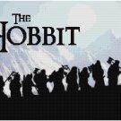 HOBBIT #1 CROSS STITCH PATTERN PDF ONLY