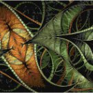 FRACTAL DESIGN #2 CROSS STITCH PATTERN PDF ONLY