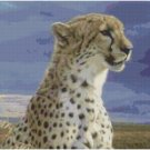 CHEETAH CROSS STITCH PATTERN PDF ONLY
