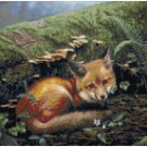 FOX #2 CROSS STITCH PATTERN PDF ONLY