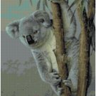 KOALA BEAR #1 CROSS STITCH PATTERN PDF ONLY