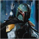 STAR WARS BOBA FETT #1 CROSS STITCH PATTERN PDF ONLY