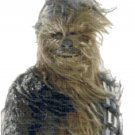 STAR WARS CHEWBACCA CROSS STITCH PATTERN PDF ONLY
