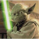 STAR WARS YODA #1 CROSS STITCH PATTERN PDF ONLY