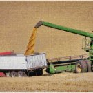 JOHN DEERE COMBINE #3 CROSS STITCH PATTERN PDF ONLY