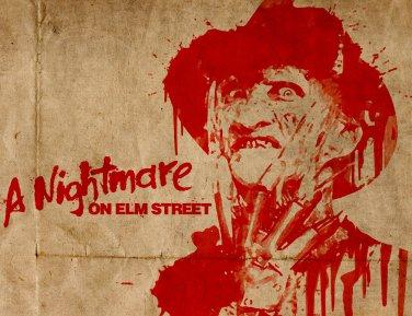 FREDDY KRUEGER #3 NIGHTMARE ON ELM STREET CROSS STITCH PATTERN PDF ONLY