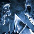 FREDDY KRUEGER VS JASON FRIDAY THE 13TH CROSS STITCH PATTERN PDF ONLY