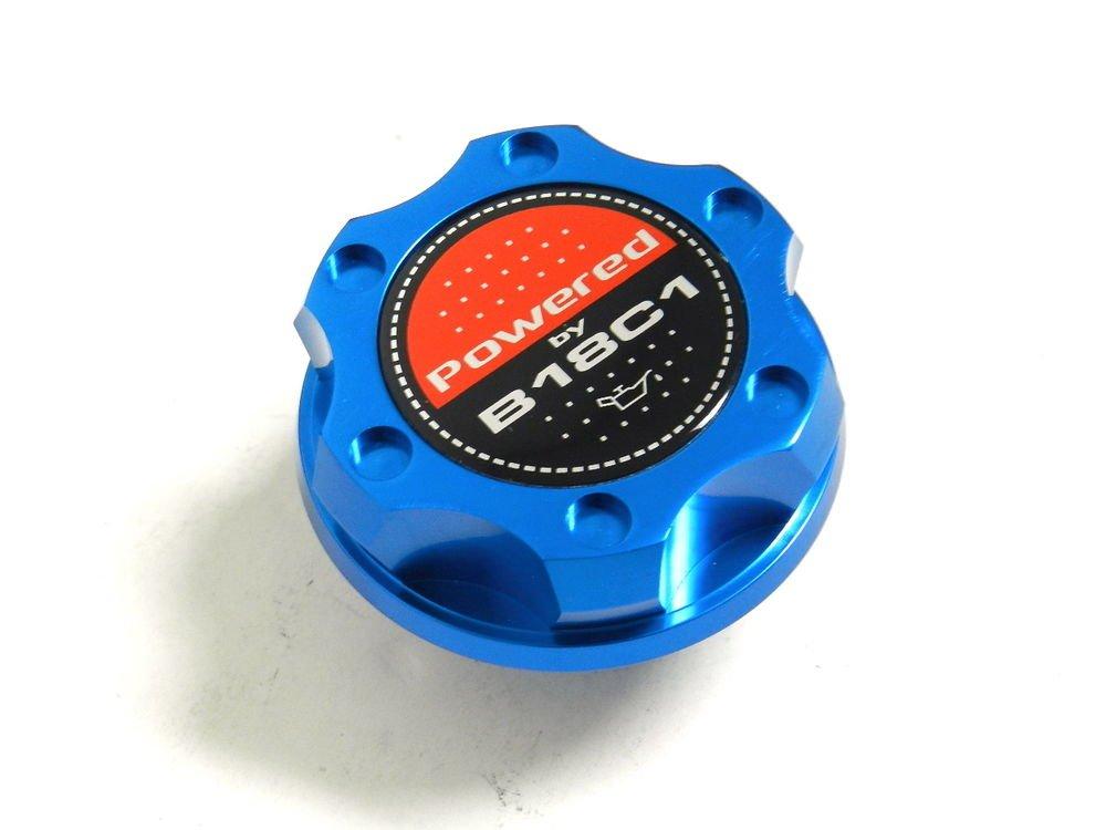 BLUE BILLET CNC RACING ENGINE OIL FILLER CAP ACURA INTEGRA B18C1