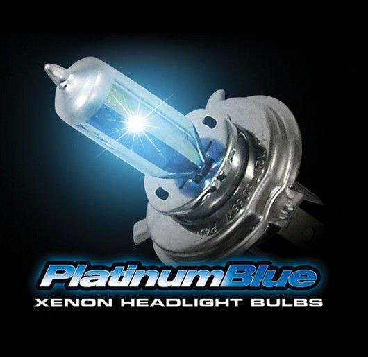 RECON H16 5600K PLATINUM BLUE XENON HEADLIGHT BULB SET