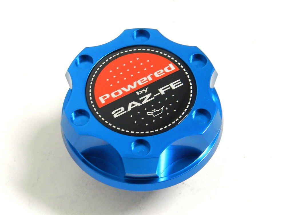 BLUE BILLET CNC RACING ENGINE OIL FILLER CAP TOYOTA COROLLA TC XB 2AZ-FE