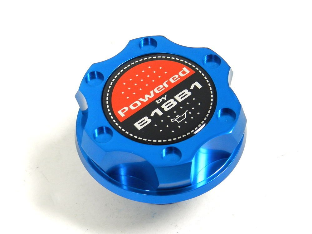 BLUE BILLET CNC RACING ENGINE OIL FILLER CAP ACURA INTEGRA B18B1