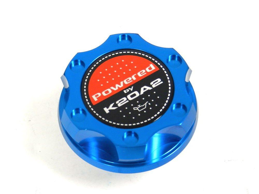BLUE BILLET CNC RACING ENGINE OIL FILLER CAP HONDA CIVIC RSX K20A2