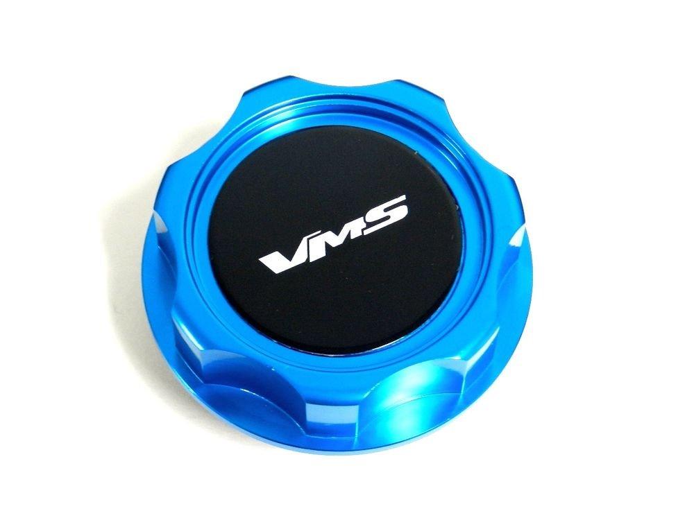 VMS RACING BLUE BILLET CNC ENGINE OIL FILLER CAP FOR HONDA ACURA M7 B