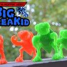 Big FleaKid - Meltdown Orange