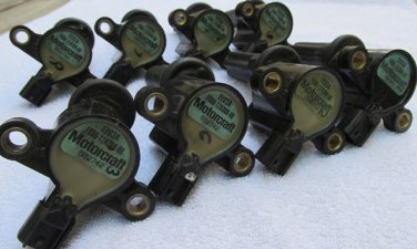 Ford Motorcraft Ignition Coil Taurus SHO 3.4L, F6DU-12A366-AB