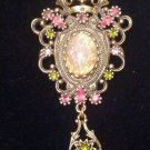 Sarah coventry jewelry vintage brooch