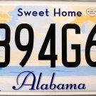 2010 Alabama License Plate (2B94G65)