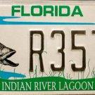 2000 Florida Indian River Lagoon License Plate (R357C)