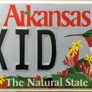 2015 Arkansas Game and Fish Hummingbird License Plate (GG XID)