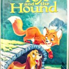 VHS: Walt Disney Classic THE FOX AND THE HOUND (Black Diamond Edition) Rare!