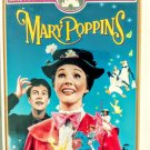 VHS: Walt Disney MARY POPPINS (Masterpiece Collection) Rare!