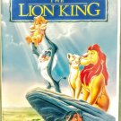 VHS: Walt Disney THE LION KING (Masterpiece Collection) Rare!