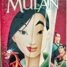 VHS: Walt Disney MULAN (Masterpiece Collection) Rare!