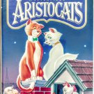 VHS: Walt Disney THE ARISTOCATS (Masterpiece Collection) Rare!