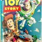 VHS: Walt Disney Home Video TOY STORY
