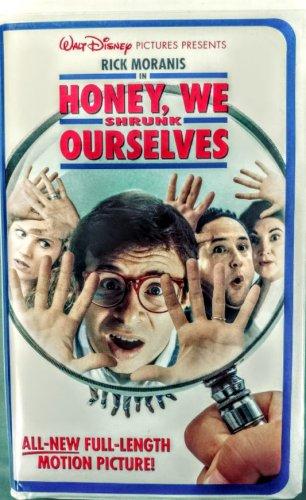 VHS: Walt Disney Home Video HONEY, WE SHRUNK OURSELVES
