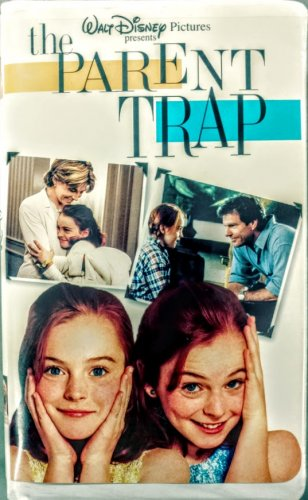 VHS: Walt Disney Home Video THE PARENT TRAP