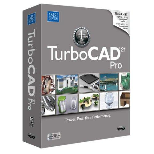 TurboCAD Professional 21