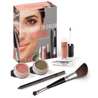 Bare Minerals Welcome to Color Warm